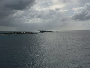 Nassau while cruising