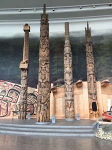 Museum Totems - October 7, 2018